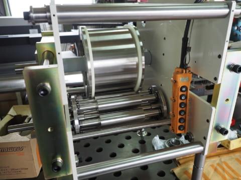 麺帯製造機 プロコン
